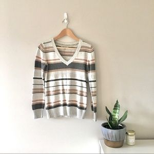 Old Navy | striped sweater, S